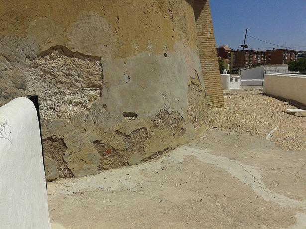 Façana Torre paterna