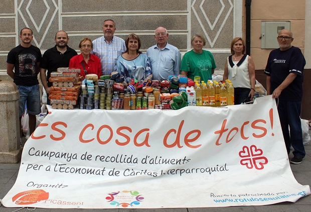 Picassent-campaña-recogida-alimentos