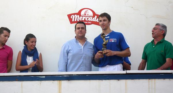 Puchol II y félix trofeo massamagrell
