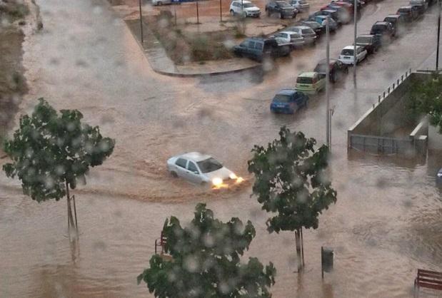 Torrent-lluvias