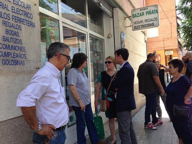 campaña calle a calle burjassot