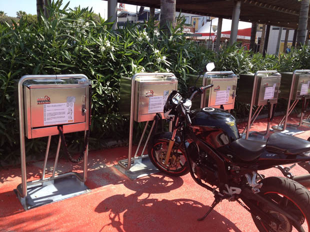 motoparking bonaire
