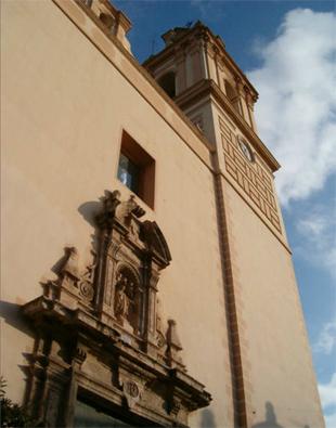 parroquia de museros