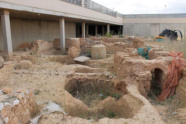 villa romana paterna