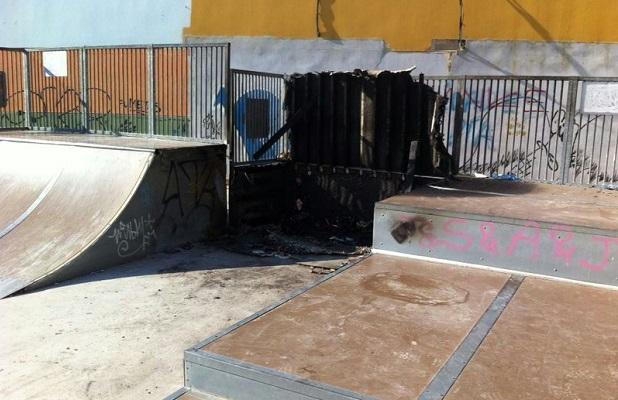 Alaquas-incendio-pista-skate