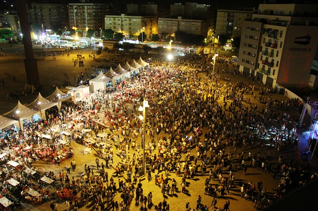 Mislata. Fira de festes 2013