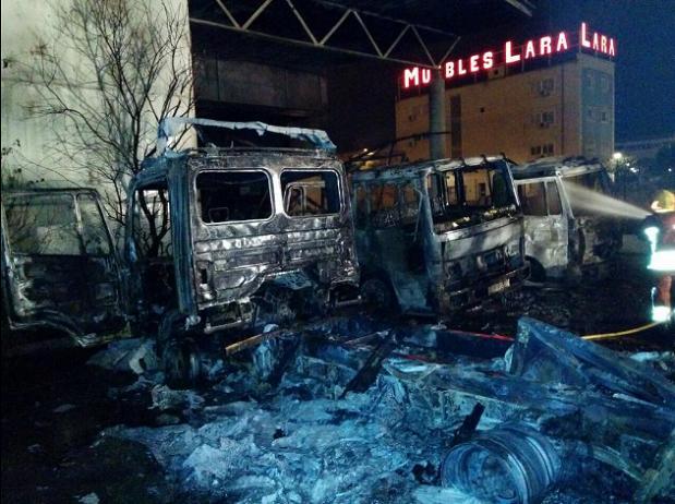 incendio industrial valle paterna