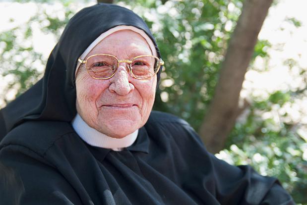 madre gertrudis fundadora del colegio madre petra de Torrent