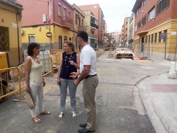 Torrent adelanta un mes la tercera fase de las obras de la calle ...