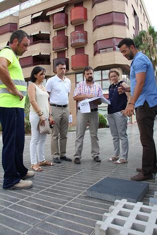 obras plaza unión musical torrent