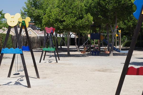 parques de xirivella