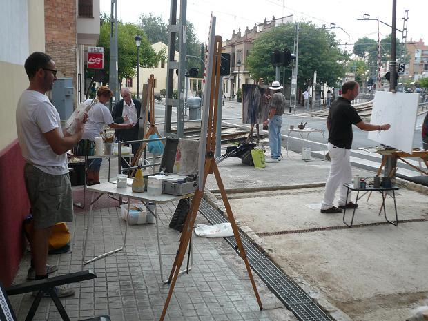 pintura rápida godella