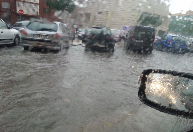 Alfafar-lluvias