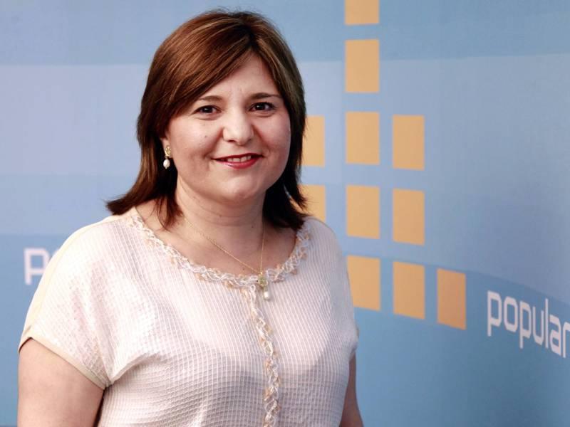 Lapresidenta del Partido Popular de la Comunitat Valenciana(PPCV), Isabel Bonig,