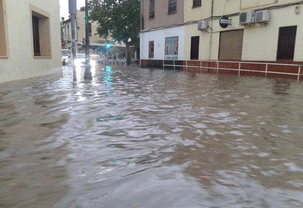 Godella-lluvias