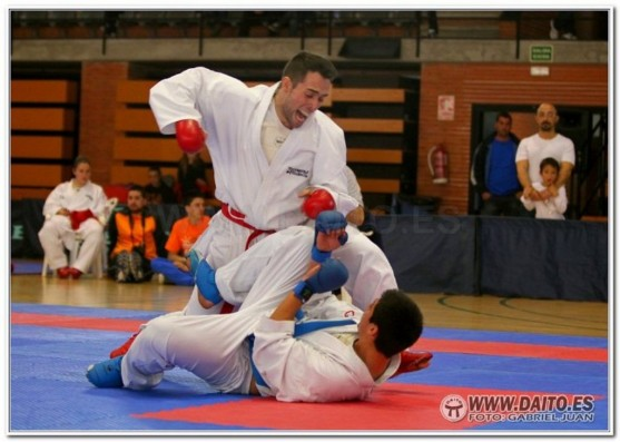 Mislata-Karate-Christian-benita-seleccion-española