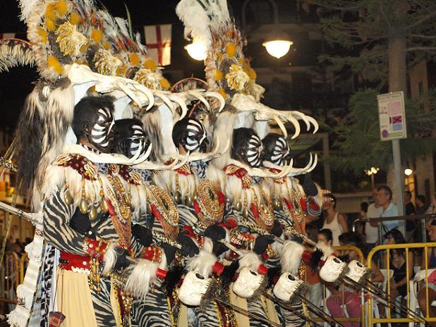 Catarroja, capital de les festes de moros i cristians els dies 25 i 26 de novembre