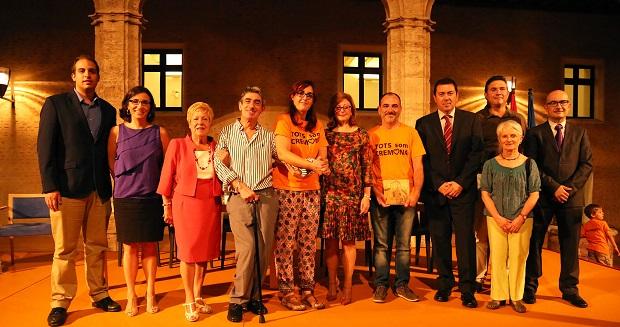 Alaquas. Premis Castell d'Alaquas 2014. Premiados