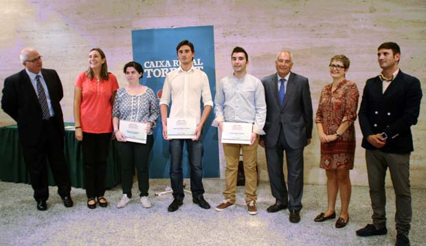 CAIXA RURAL TORRENT - PREMIO EXPEDIENTE BACHILLERATO 2