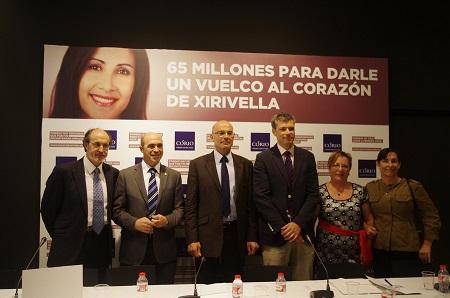 Xirivella-gran Turia-corio-reforma-centro-comercial