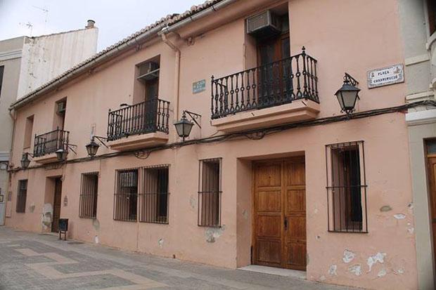 antigua casa consistorial de aldaia