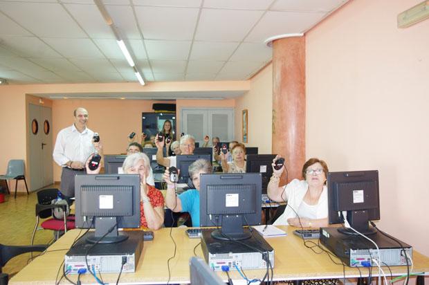 informática para mayores en Xirivella