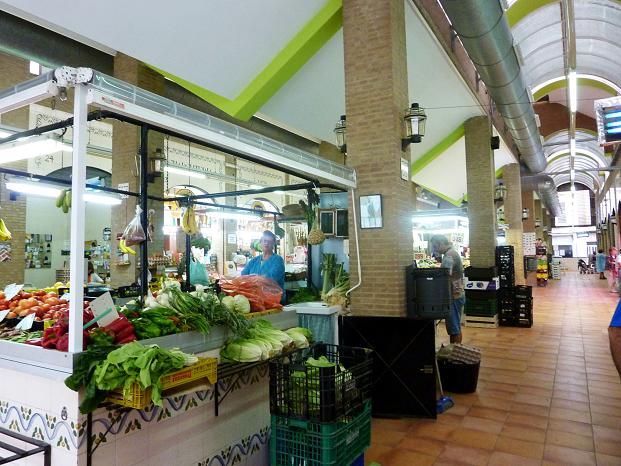 mercado municipal alboraia