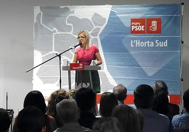 presentación candidata encarna martí xirivella