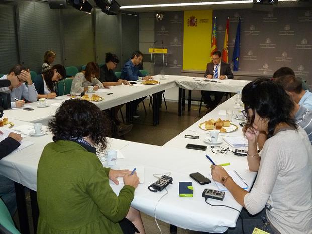 serafín castellano presupuestos generales del estado