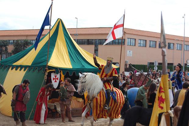 3.tercer día recreación histórica. desfile entrada (3)