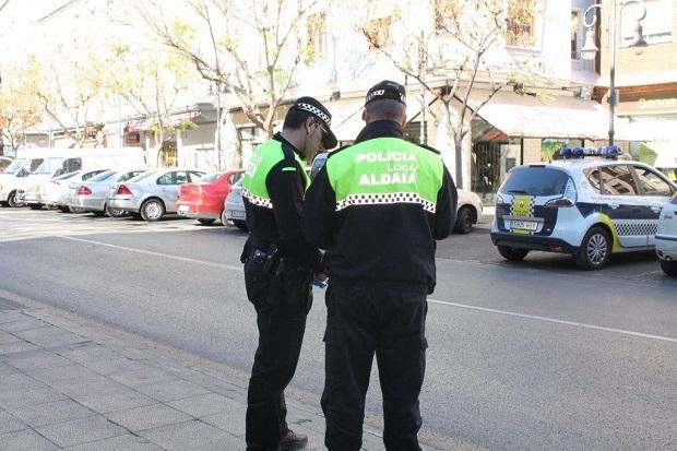 Aldaia-Policia-Zonal