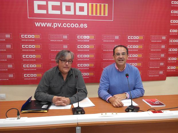 CCOO administración local