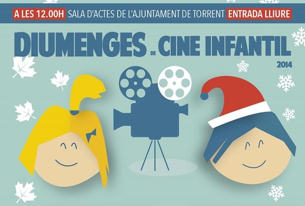 CINEMA DIUMENGES INFANTIL-cartellxicotet
