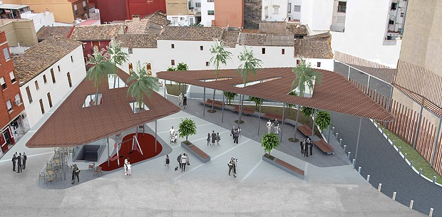 Torrent-plaza-mercado-municipal-provisional
