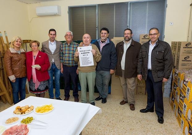 agrupación vecinal verbenas solidarias Mislata