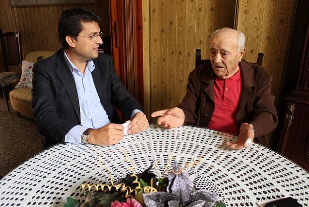 visita a domicilio alcalde alfafar