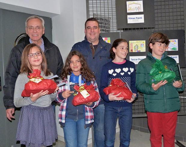 Ganadores postales Ayto Massamagrell