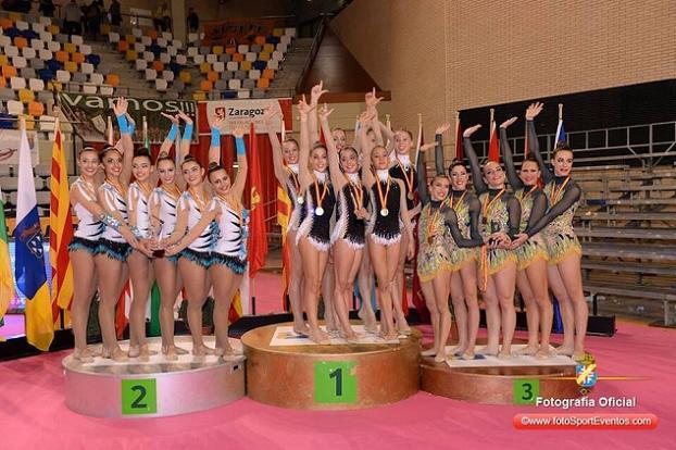 L'Almara. Equipo Campeón 2014