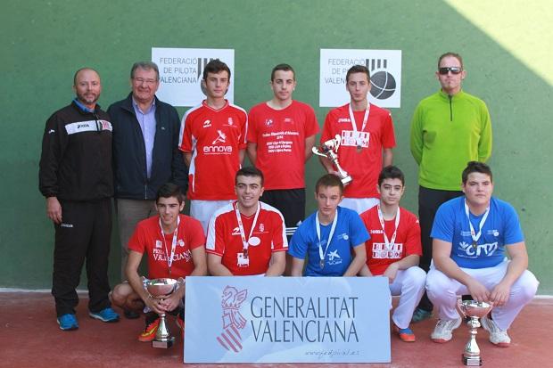 Quart-pilota-juvenils-Alacant-2014