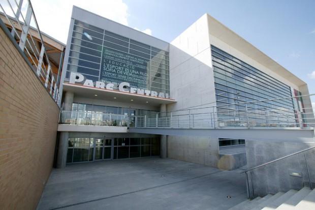 Parc central Torrent instalaciones deportivas
