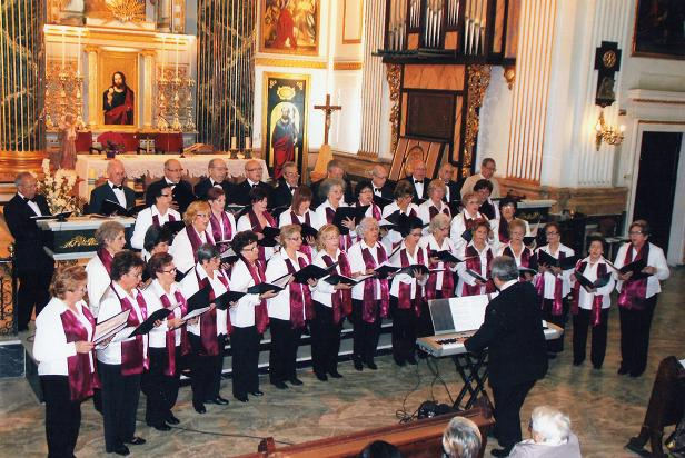 coro canyamelar