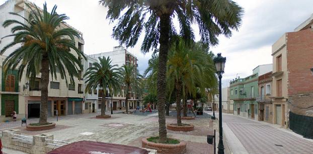 plaza de españa albuixech