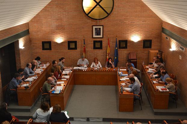 pleno presupuestos 2015 aldaia