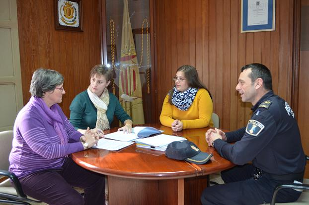 Firma Protocolo Policia Servicios Sociales