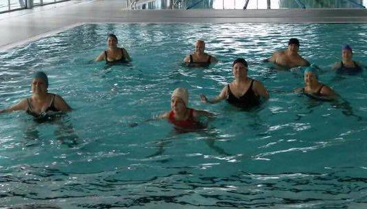 aquafitness catarroja piscina les barraques