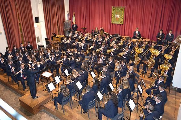 banda sinfónica centro instructivo musical mislata