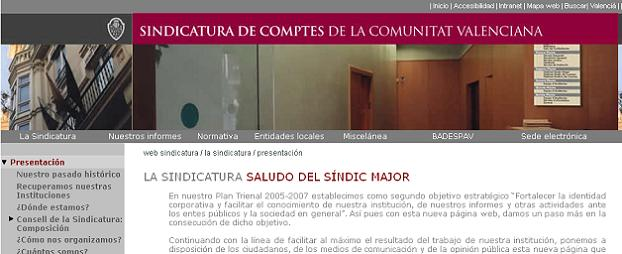 web sindicatura comptes