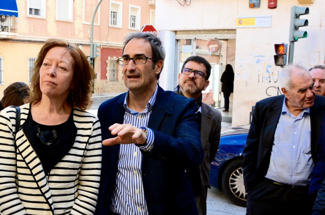 118 Eurodiputats al Sant Joan de Ribera 27_02_15