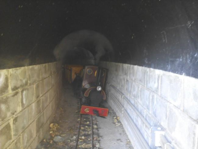 Burjassot. Tren de la Granja. Acto vandálico
