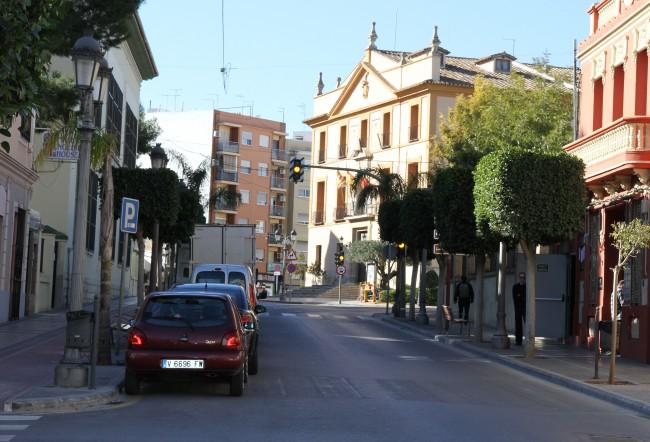 Corts Valencianes paterna